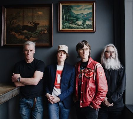 SLOAN at Boyce Farmers Market Thu Dec 6 2018 at 8:00 pm